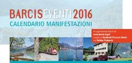 Eventi Barcis 2016