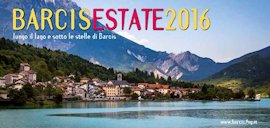 Barcis Estate 2016 - Programma